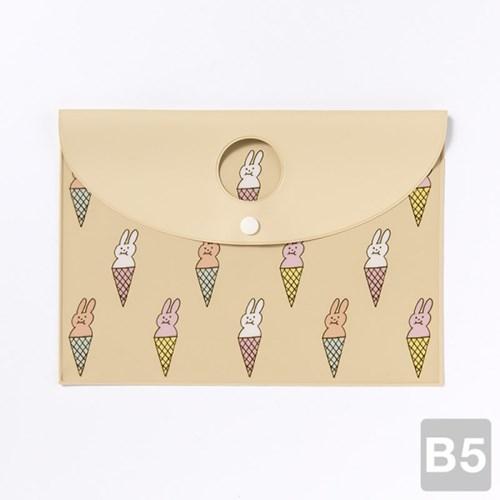 [AIUEO] Flat Case - UB-cone (B5size)