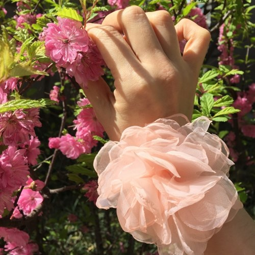 Blooming Bracelet (블루밍 파티 꽃 팔찌)