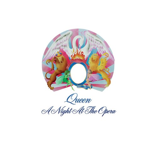 Queen - A Night At The Opera (Remastered)(180g Heavyweight Vinyl