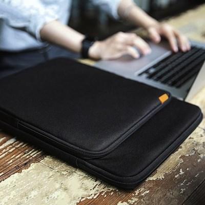 H13 뉴맥북프로 노트북 파우치 14인치-15인치 블랙
