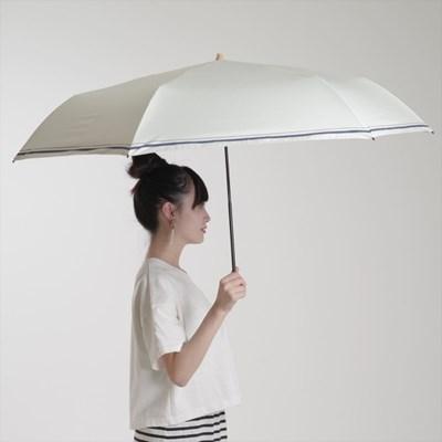 [PARASOL] sun shade sailor border mini 60 (양산/우산 겸용)