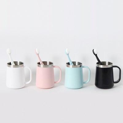 아이팜 이지두잉 칫솔 컵 세트