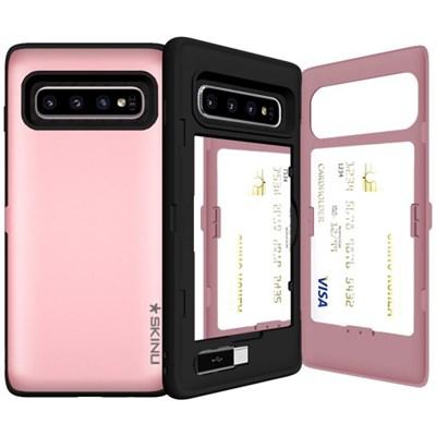 SKINU 유레카 카드수납 케이스 - 갤럭시 S10 5G/S10/S10+