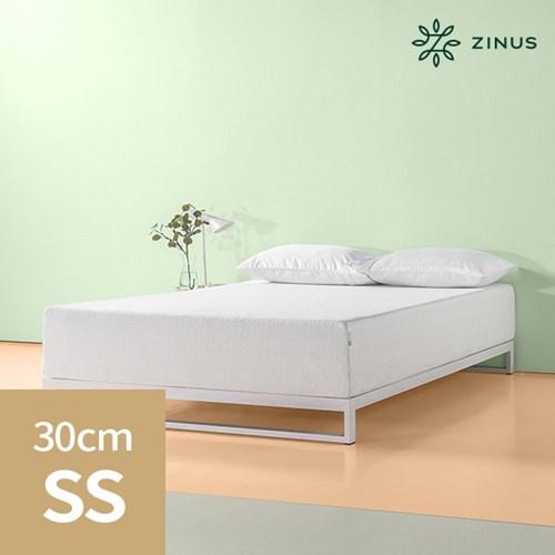 지누스 에센스 그린티 메모리폼 매트리스 (30cm/SS)_(912093)