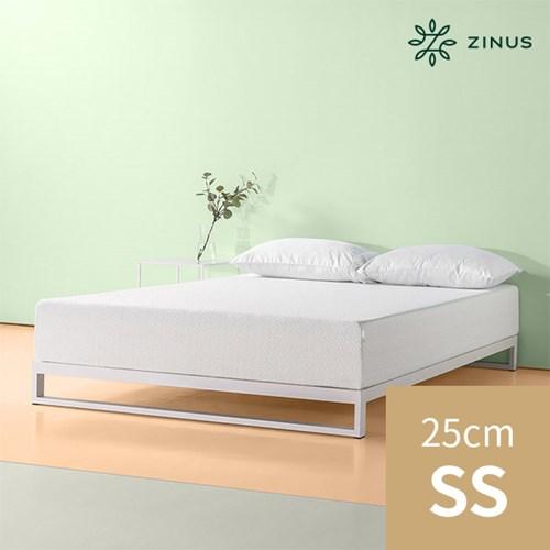 지누스 에센스 그린티 메모리폼 매트리스 (25cm/SS)_(912091)