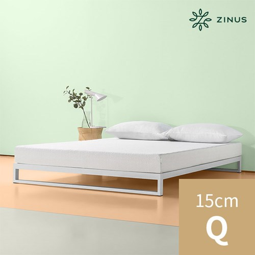지누스 에센스 그린티 메모리폼 매트리스 (15cm/퀸)_(912064)