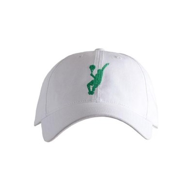 [Hardinglane]Adult`s Hats Tennis on White