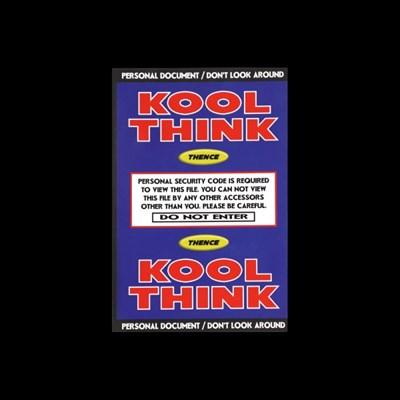 MEMOBOOK_KOOL THINK