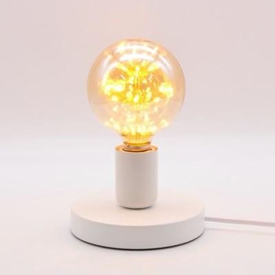 LED 에디슨 볼구형 눈꽃 전구 2.5W_(1179495)