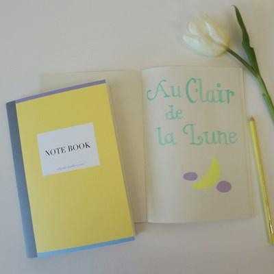 Color Block Note (SET)