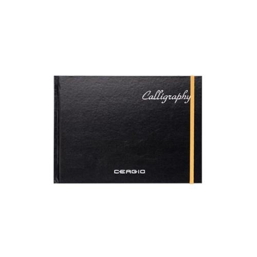 세르지오 캘리그라피 전용 패드 A5 가로형_(1101776)
