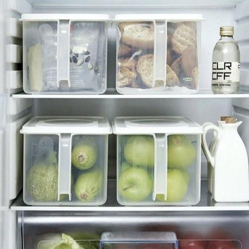 손잡이 냉장고 보관 상자 케이스 정리함_(1777294)
