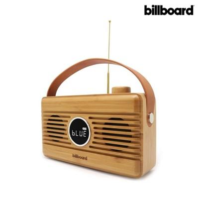 빌보드 Bamboo 블루투스 스피커 FM라디오 B305R