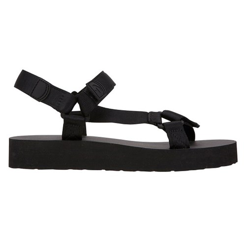 [FOLDER LABEL]Basic Sports Sandal_Black