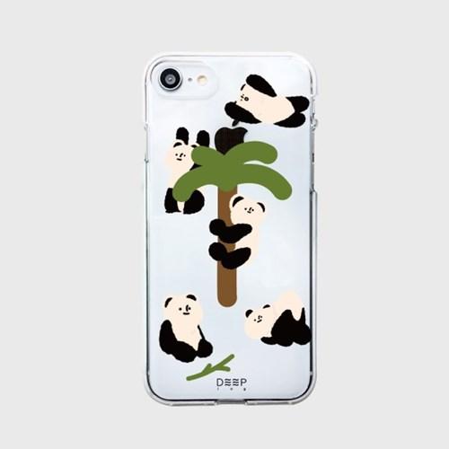 [젤리케이스] 팬더베어의 하루