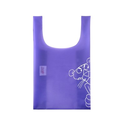 [SS19 Pink Panther] PP PVC Bag(Purple)_(673223)