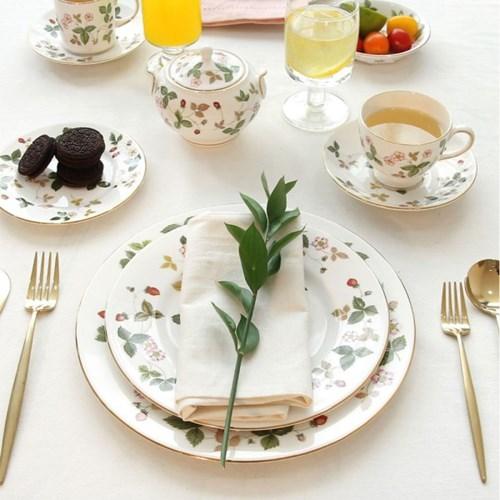 영국 왕실의 식기 웨지우드 와일드 스트로베리 시리즈 (택1)