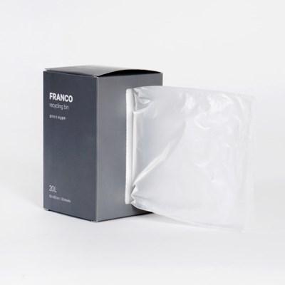 프랑코 분리수거 비닐봉투10L (50매)_2개set_(806796)