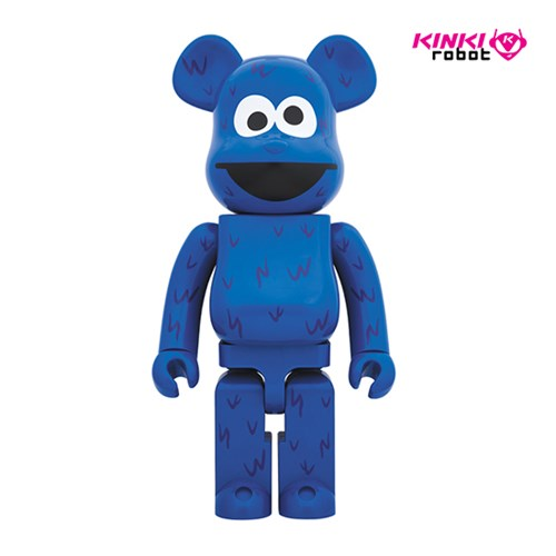 [KINKI ROBOT]1000%BEARBRICK COOKIE MONSETER(1901011)