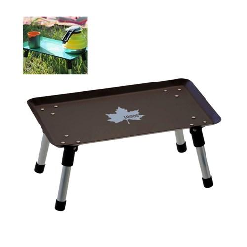로고스 하드 미니 테이블 (빈티지 초코) 73189051 야외용 휴대용