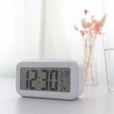 자동백라이트 온도측정 BIG LCD 스마트알람시계 PRIME_(994441)