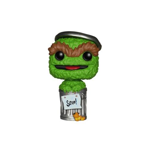 [펀코 피규어] 세서미스트리트 Oscar The Grouch (4910)
