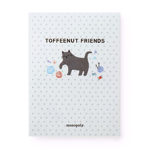 TOFFEENUT LETTER PAD_(804334)