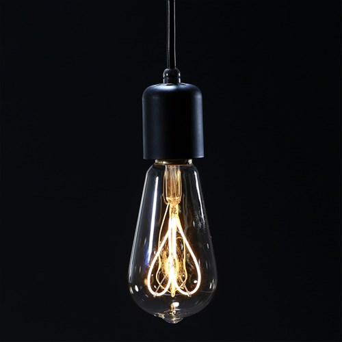 [반짝조명] LED 하트 에디슨램프 4W_(1102823)