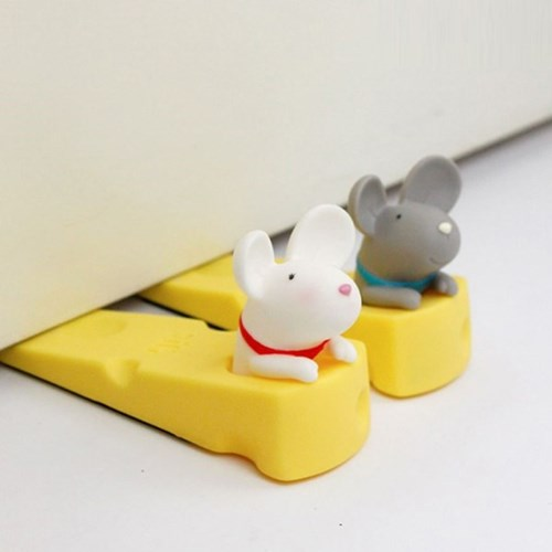 귀여운 생쥐 도어스토퍼