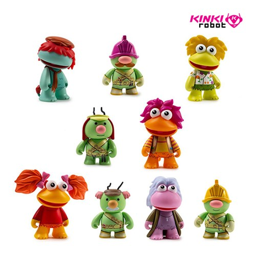 [KINKI ROBOT]FRAGGLE ROCK MINI SERIES (1903046)