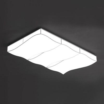 LED 웨이브 거실 6등 150W