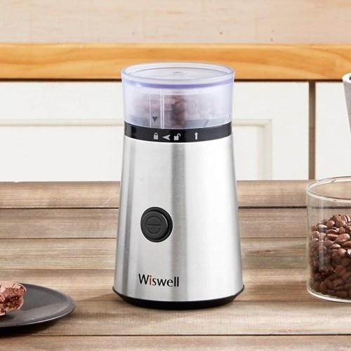 [리퍼] 위즈웰 WSG-9300 분리형 커피그라인더/커피밀/커피메이커