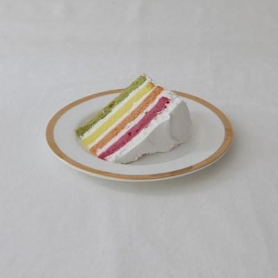 gold series - dessert plate