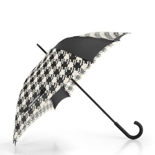 [독일 라이젠탈] 우산 피프티즈 블랙_(1103193)