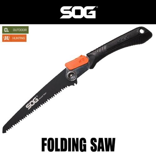 SOG 멀티툴 Folding Saw F10N CP 폴딩 쏘