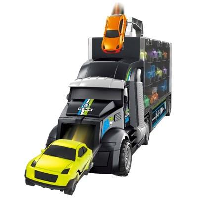 트럭 잠수함 캐리어 미니카 세트 자동차 장난감