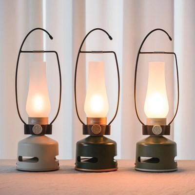 모리모리 캠핑'인테리어용 블루투스 LED 랜턴스피커 3종 택1