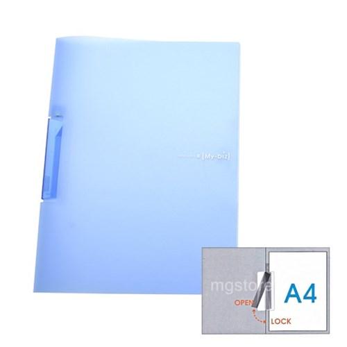 2000 원터치 클립화일(블루)_(2514261)