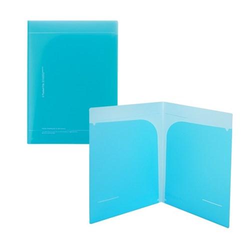 1700 도톰한 투포켓 화일(블루)_(2496586)