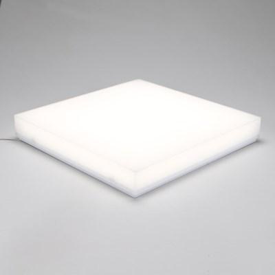 비츠온 IoT 스마트 사각 LED 방등 거실등 조명(50W)