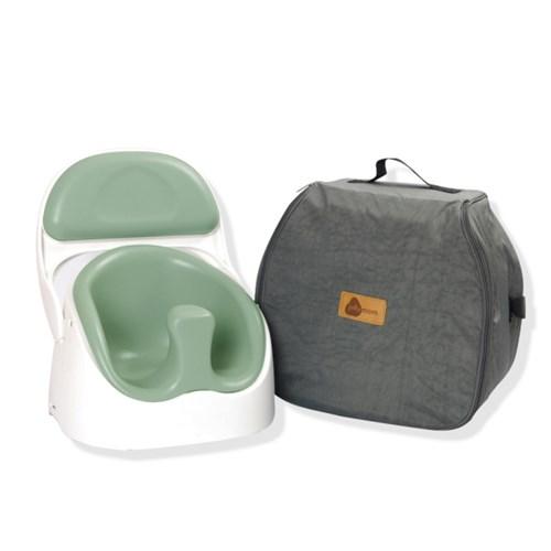 젤리맘 와이즈체어 고고세트(젤리맘 아기의자+가방)