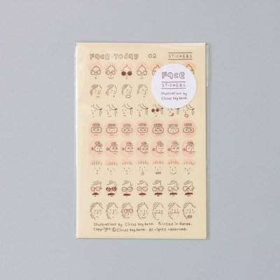CBB face sticker 02