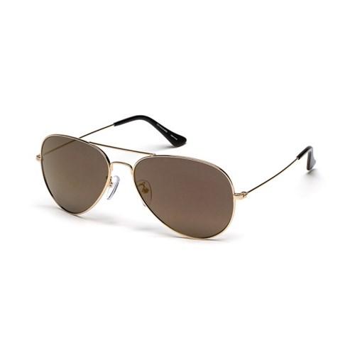 크로커다일 보잉 선글라스 CR8011_C2 골드미러렌즈
