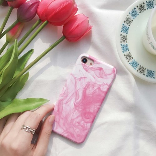 (잘된케이스) pale dye phone case