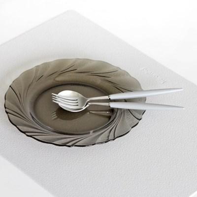 Duralex 크레올 플랫 접시