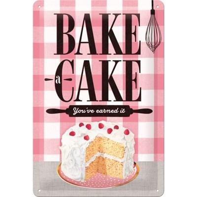 노스텔직아트[22262] Bake A Cake
