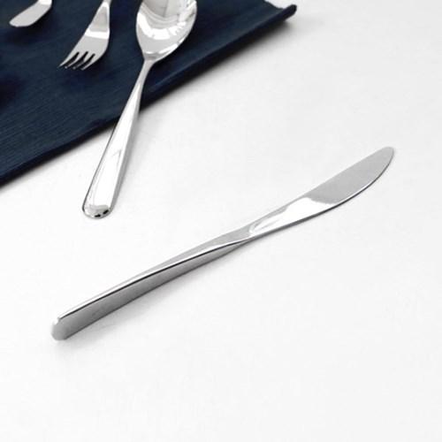 [에르드마] 센츄리 테이블 나이프 실버유광