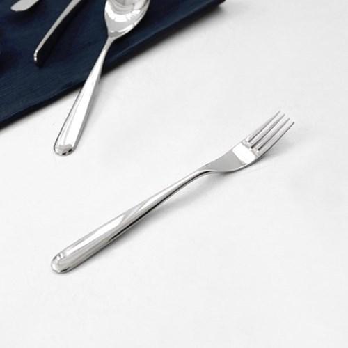 [에르드마] 센츄리 테이블 포크 실버유광