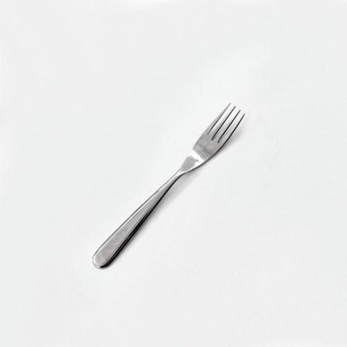 [에르드마] 센츄리 케이크 포크 실버유광