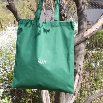 COTTON BAG MONTHLY